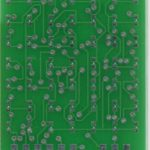 Matrix Medallion circuit board front view