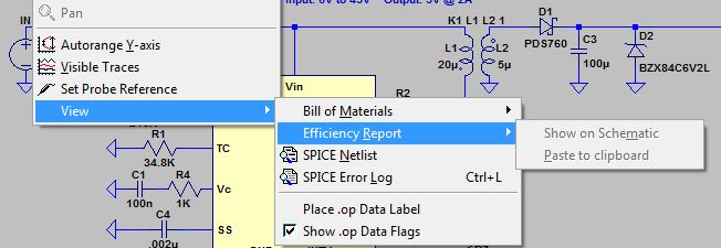 LTSpice Tutorial – running a model and viewing output