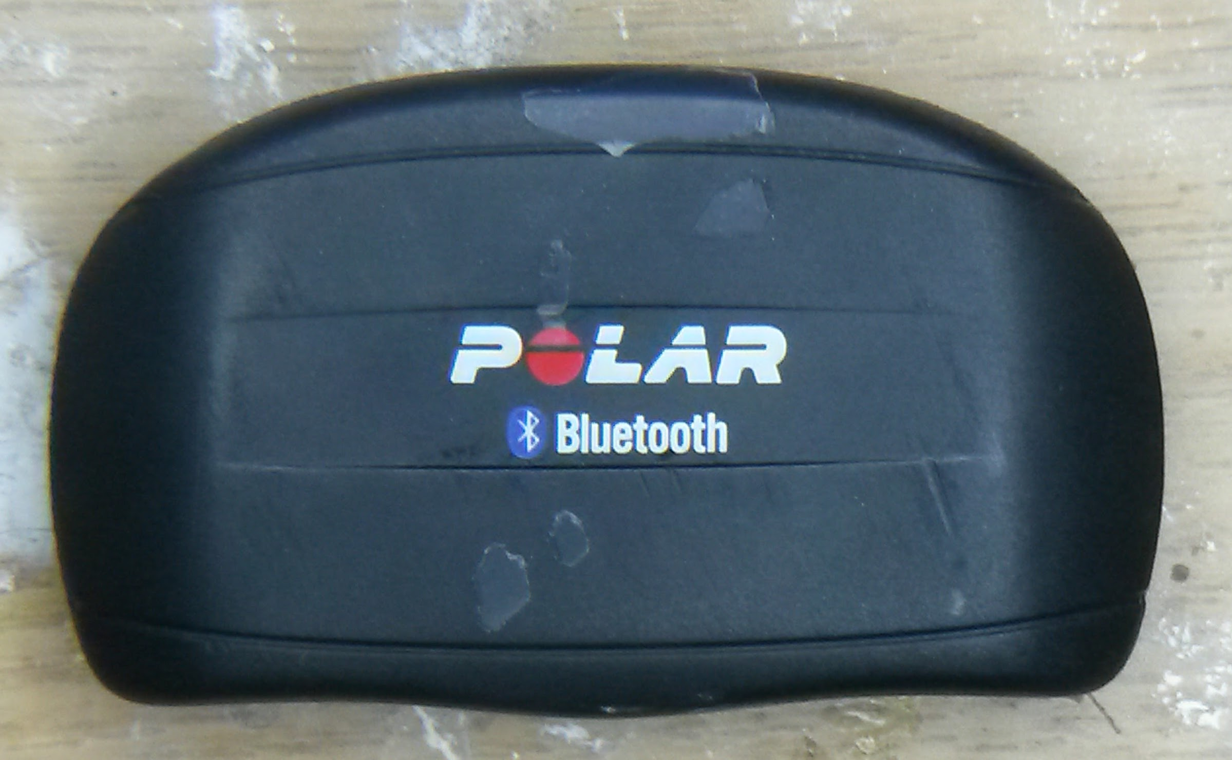 Polar Bluetooth Heart Rate Monitor Sixerdoodle Electronics